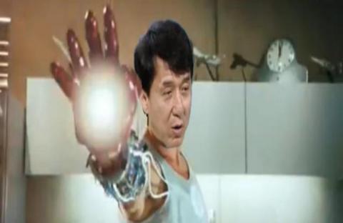 جاكي شان يرغب في أن يكون Iron Man