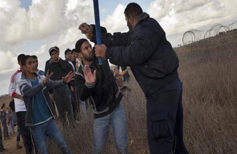 حماس في غزة تمنع الاقتراب من الحدود مع إسرائيل