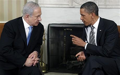 لوردات بريطانيون يطالبون أوباما بلجم إسرائيل