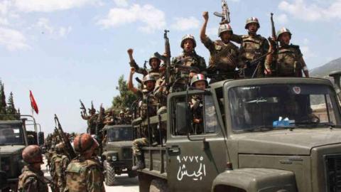 أكثر من 6 آلاف جندي سوري منشق بالأردن
