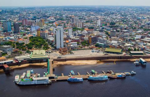 ماناوس ..عاصمة ولاية الامازون في البرازيل