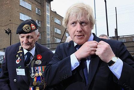 رئيس بلدية لندن قد يعود إلى البرلمان
