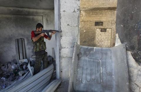 الجيش الأردني يحبط إدخال أسلحة من سوريا