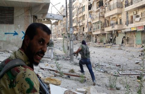 القاعدة تقتل قيادياً في الجيش الحر