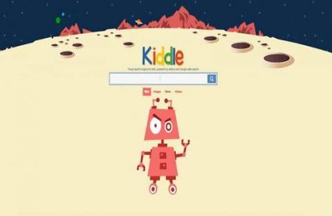 محرك بحث مخصص للأطفال