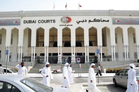 «مسار» في محاكم دبي تنجز  25  ألف طلب إلكتروني