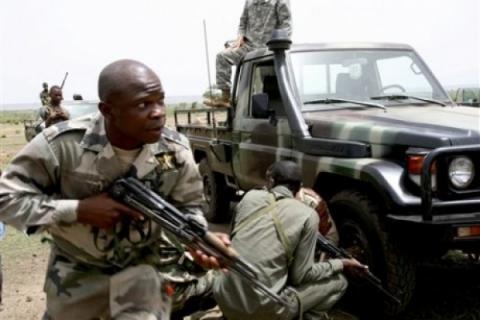 الجيش المالي ينتزع مدينة كونا من المتمردين