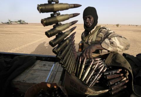 مخاوف من انتقال التمرد بمالي لدول الجوار