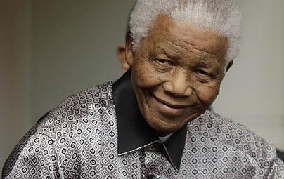 مانديلا يعاني من فقدان الذاكرة