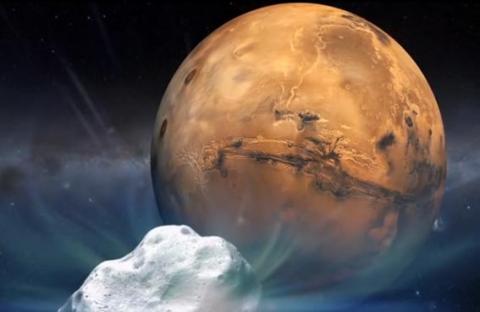 هل يستعمر الجنس البشري الكوكب الاحمر