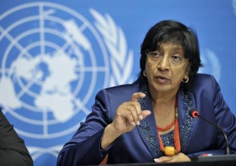 بيلاي تدين تنفيذ إعدامات في العراق