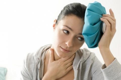 علاج نزلات البرد دون زيارة الطبيب