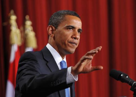أوباما يعين منسقاً جديداً للشرق الأوسط