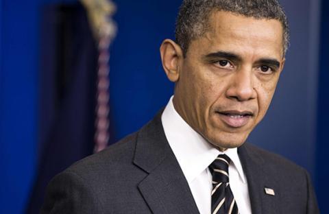 رسالة تهديد مشبوهة إلى أوباما