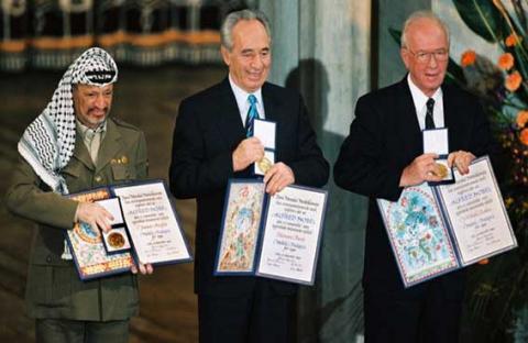 إسرائيليون ينعون اتفاقيات أوسلو