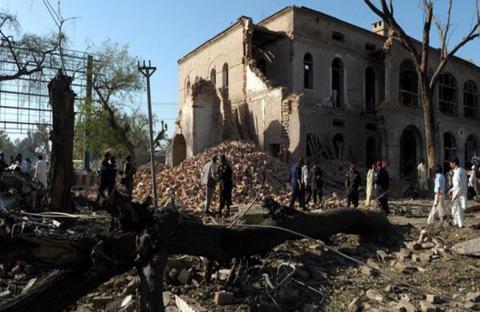 مقتل تسعة بهجوم لمسلحين في باكستان