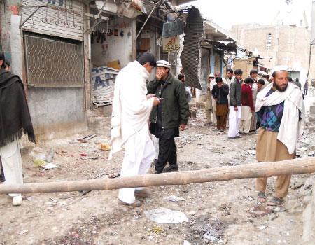 اختطاف 4 ناشطين بمنظمة محلية في باكستان