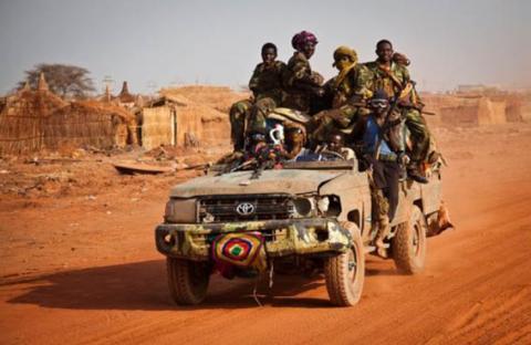 عشرات القتلى في معارك بين قبائل بدارفور