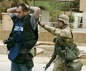 2012 أكثر السنوات دموية للصحفيين