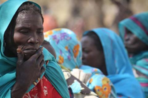 الصليب الاحمر: عشرات الآلاف مازالوا يعانون من آثار العنف فى جنوب السودان