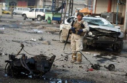 انفجار سيارة بإقليم كردستان العراق