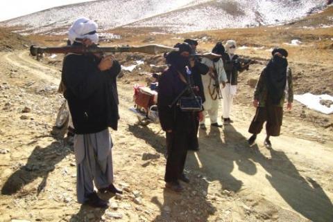 طالبان تعدم 21 فرداً من قوات شبه عسكرية