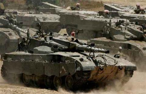 سباق دولي للدبابات