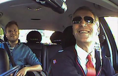 رئيس وزراء سائق أجرة