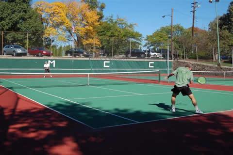 كرة المضرب... تغلّب على ألم المرفق بالوقاية