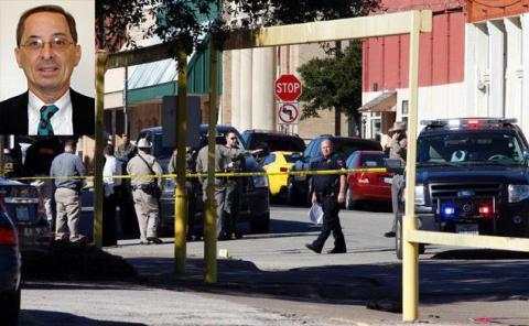 اغتيال مدعٍ عام  في تكساس