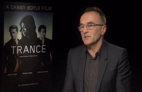 المخرج داني بويل ونظرة جديدة إلى فيلمه Trance