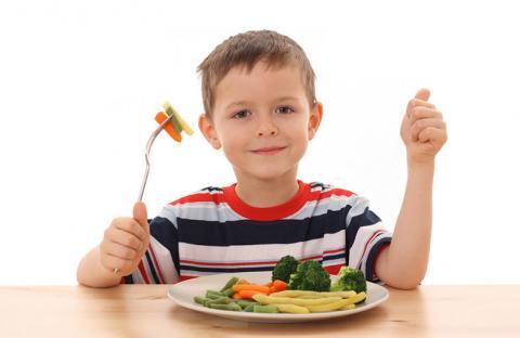 الخضار.. اجعليه طعام طفلك المفضّل
