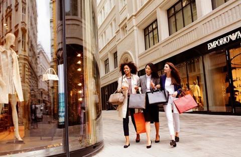 الحي الذهبي.. فردوس التسوق الفاخر في فيينا