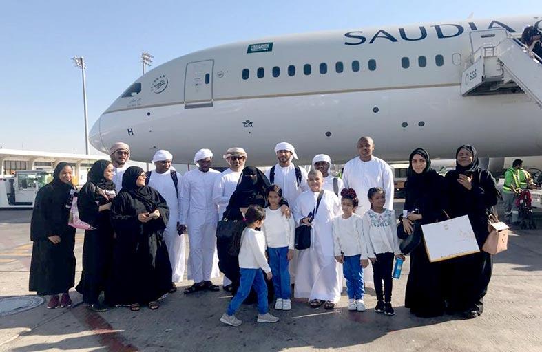 «أوقاف دبي» تنظم رحلة عمرة لـ 40 طفلا يتيما وأما حاضنة