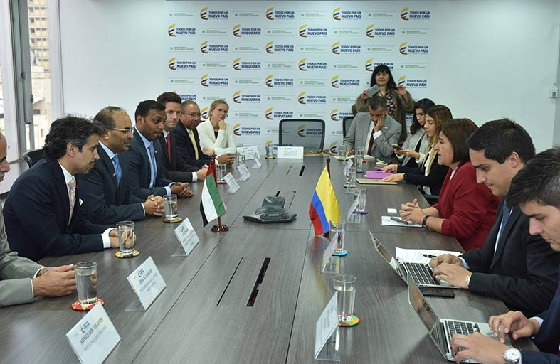 غرفة دبي تدعو للإسراع بتوقيع اتفاقيتي حماية المستثمر وتجنب الإزدواج الضريبي مع كولومبيا
