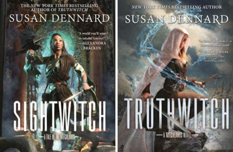 رواية (The Witchlands) تتحول إلى مسلسل تلفزيوني