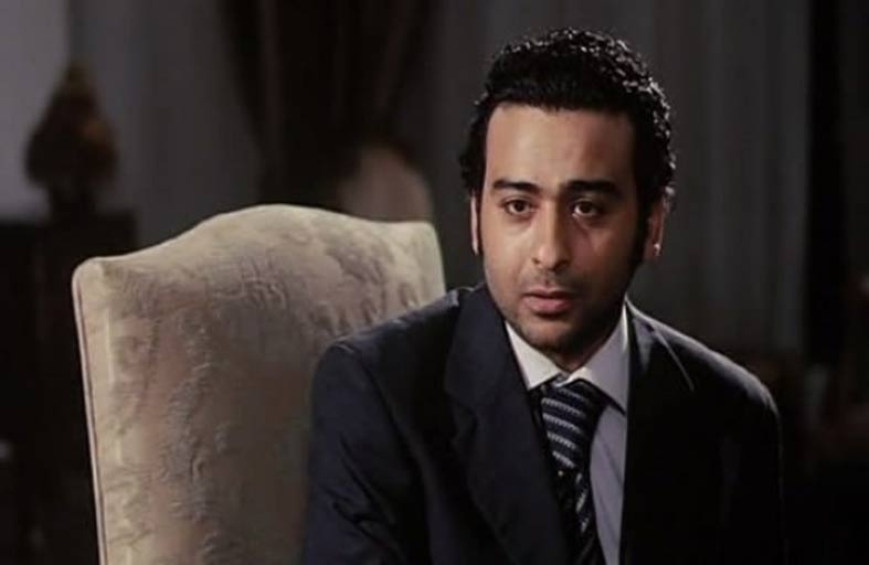 أحمد عزمي يعيش حالة من النشاط الفني