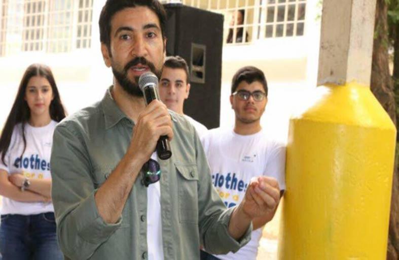 وسام صباغ: مسلسل (ثورة الفلاحين) سيترك بصمة
