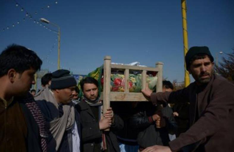 الصليب الأحمر يقلص وجوده في افغانستان
