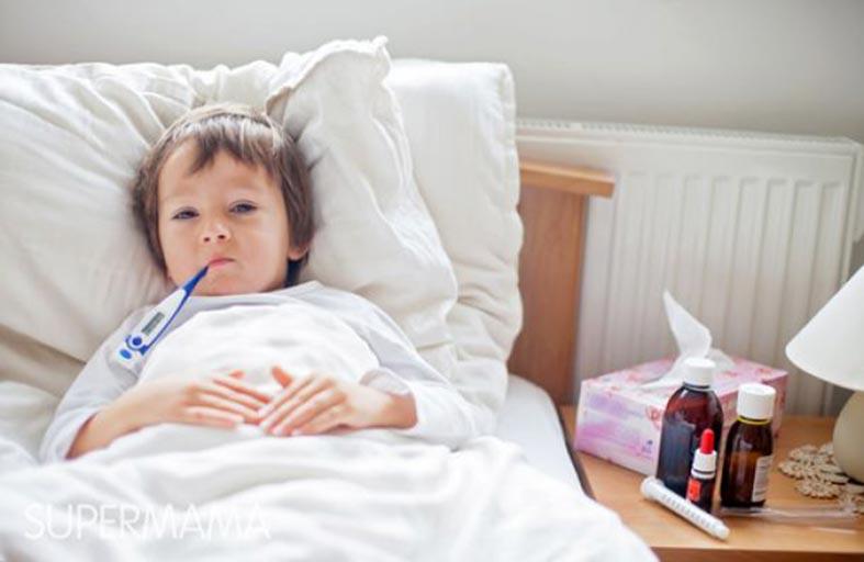 المضادات الحيوية تضرّ برئتي طفلك