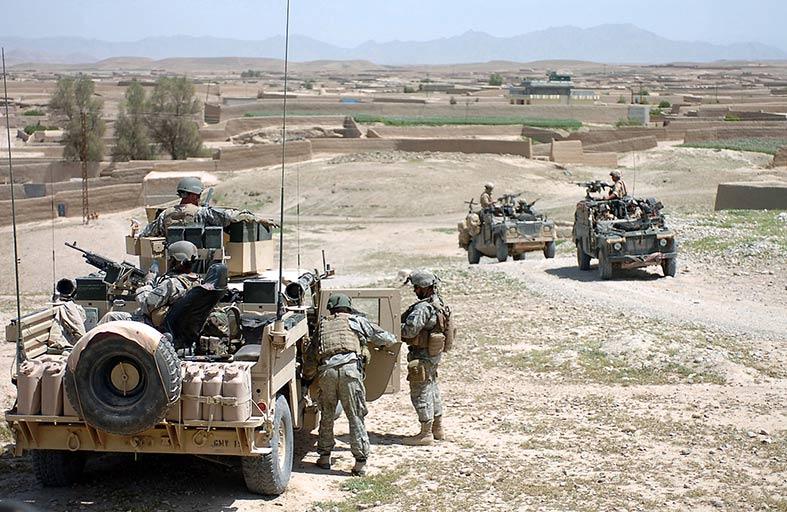 الولايات المتحدة في أفغانستان...انتهى وقت الحرب