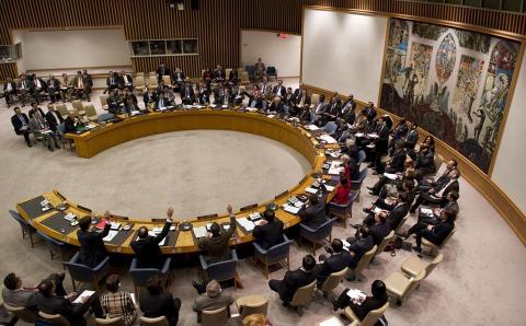 مجلس الأمن يمدد لخبراء عقوبات السودان