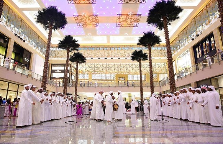 دبي للثقافة تختتم فعاليات «مهرجان دبي وتراثنا الحي» بنجاح متميز