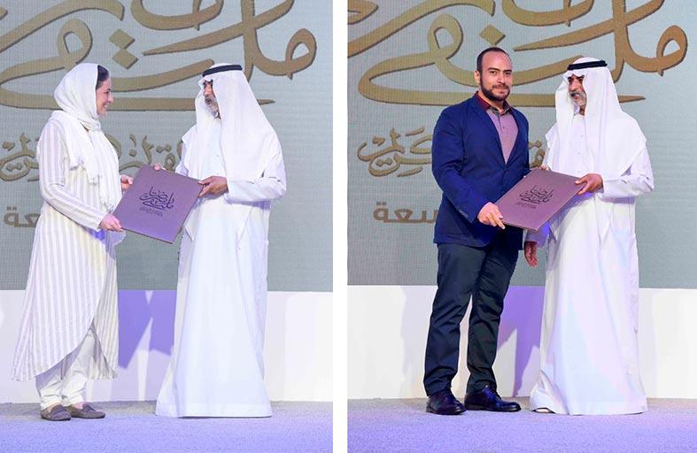 «الثقافة» تكرم لجنة التحكيم و9 فائزين من مصر والعراق وتركيا وإيران وسوريا والأردن والجزائر وأسبانيا