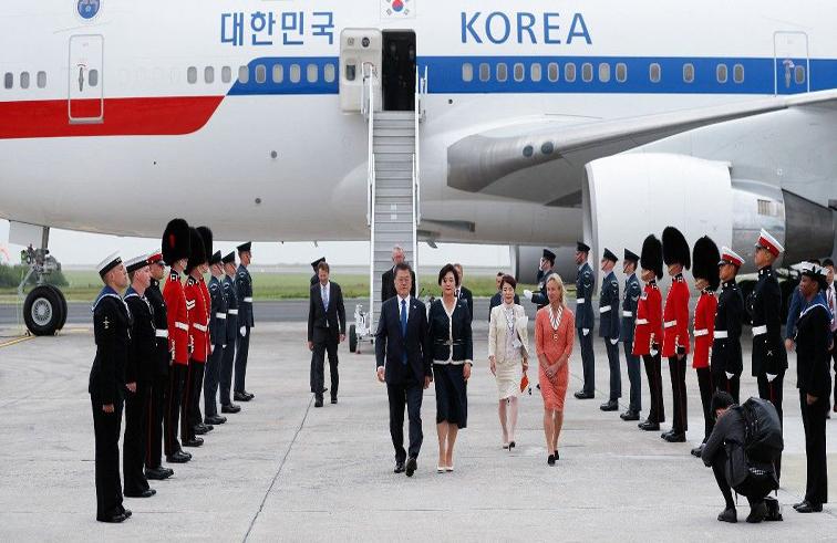 كوريا الجنوبية تريد مقعدا بين الكبار...!
