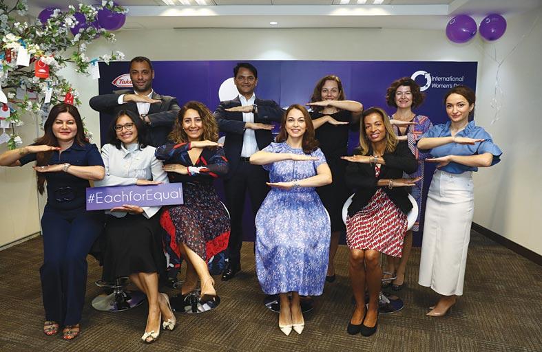 بمناسبة اليوم العالمي للمرأة 2020 تاكيدا  تحتفي بالمرأة مع نخبة من رائدات الأعمال