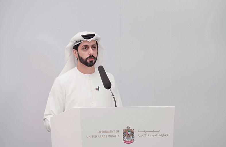 الإمارات سباقة على المستوى العالمي في البدء في البحوث الرامية لتطوير لقاح لمرض كوفيد 19