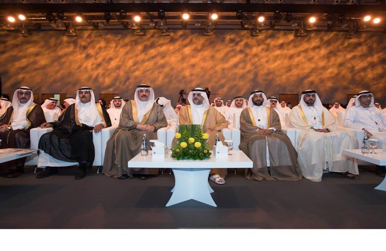 ولي عهد الشارقة يشهد انطلاق «مؤتمر الموارد البشرية الخليجي»