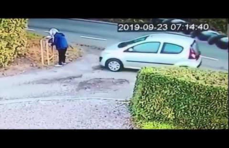 سيارة تعاقب صاحبتها على خطأ لا يغتفر