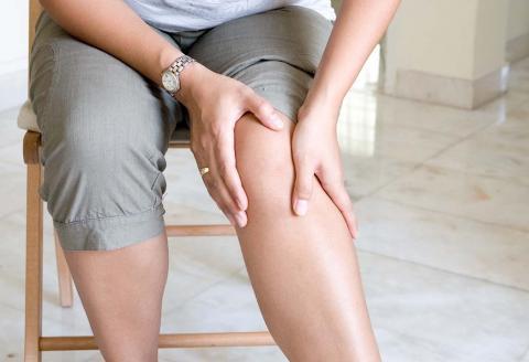 التهاب مفاصل الركبة... منافع حمض الهيالورونيك